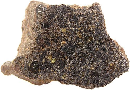 NWA 1827 (Mesosiderite 2C) 13.78g Endcut