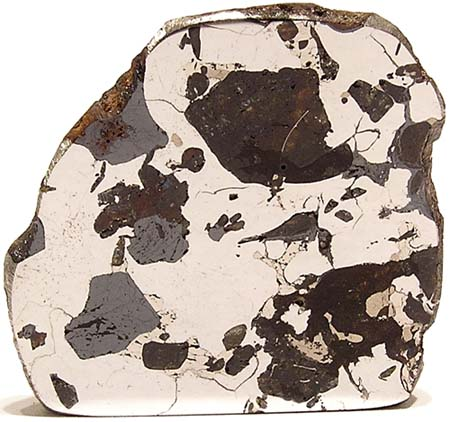 Seymchan (Pallasite) - 15.50g Complete Slice.