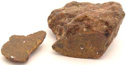 5.891g Unclassified Saharan Meteorite