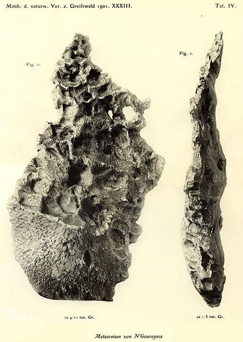 N'Goureyma Meteorite