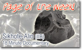 Sikhote-Alin Documentary