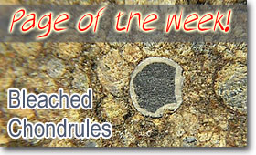 Bleached Chondrules